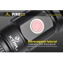 XTAR R30 Lanternă LED Reîncărcabilă Set Complet