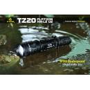 XTAR TZ20 CREE XM-L U2 Lanternă LED Tactică Set Complet