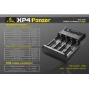 XTAR XP4 Încărcător Acumulatori
