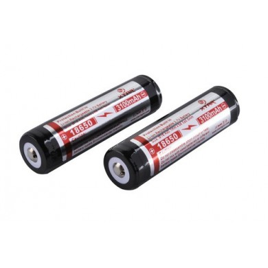 XTAR 18650 3100 mAh Acumulator Li-Ion cu protectie