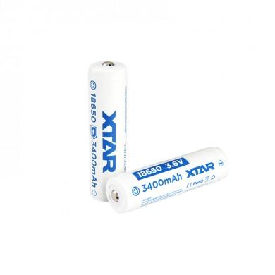 XTAR 18650 3400 mAh Acumulator Li-Ion cu protectie